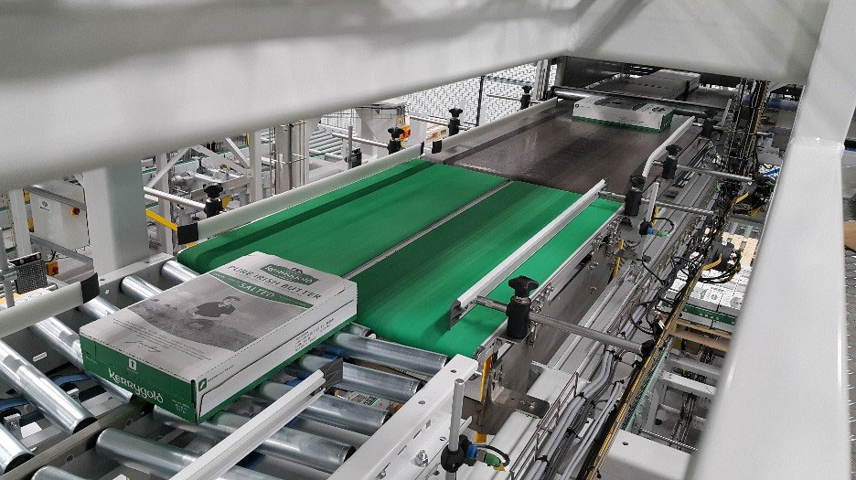 Conveyors to get your product from a to b